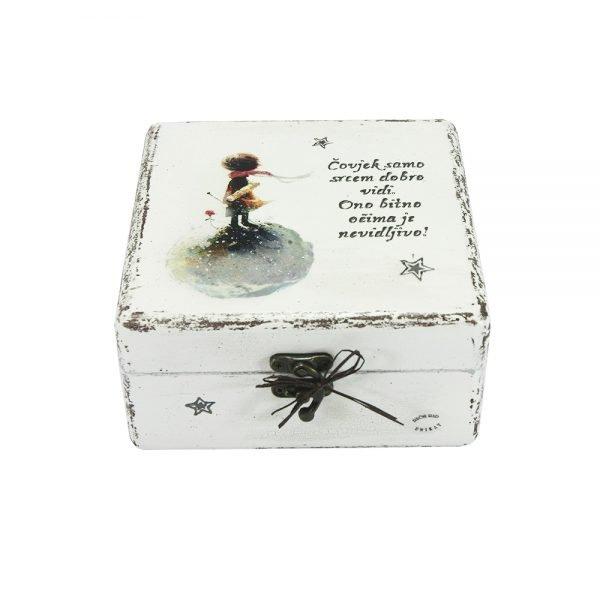 Personalizirana kutija uspomena savršeni je poklon za rođendan