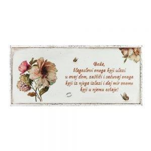 Personalizirana drvena slika savršeni je poklon za rođendane, vjenčanja, godišnjice, itd.