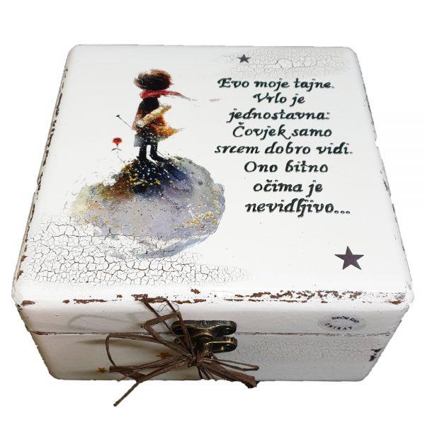 Kutija uspomena savršen je personalizirani poklon za svaku prigodu!