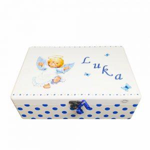 Kutija uspomena je više od lijepog predmeta, ona je zalog za budućnost, obećanje sretnih trenutaka za pamćenje koji se tek trebaju zbiti.