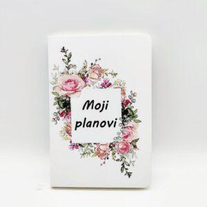 Uspješniji oni koji planiraju dan, tjedan, mjesec, godinu... zbog toga poklonite sebi i dragim osobama planer/rokovnik i krenite planirati svoje vrijeme
